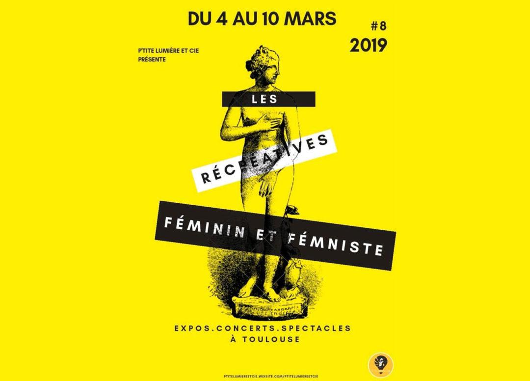 Les récréatives : festival féminin et féministe