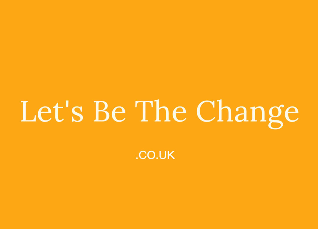 Let's be the change – Annuaire