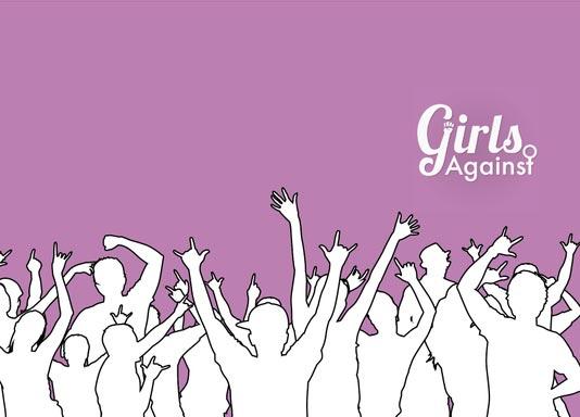 Girls against