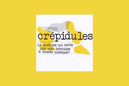 Crépidules, le podcast qui porte une voix féminine à l'oreille publique