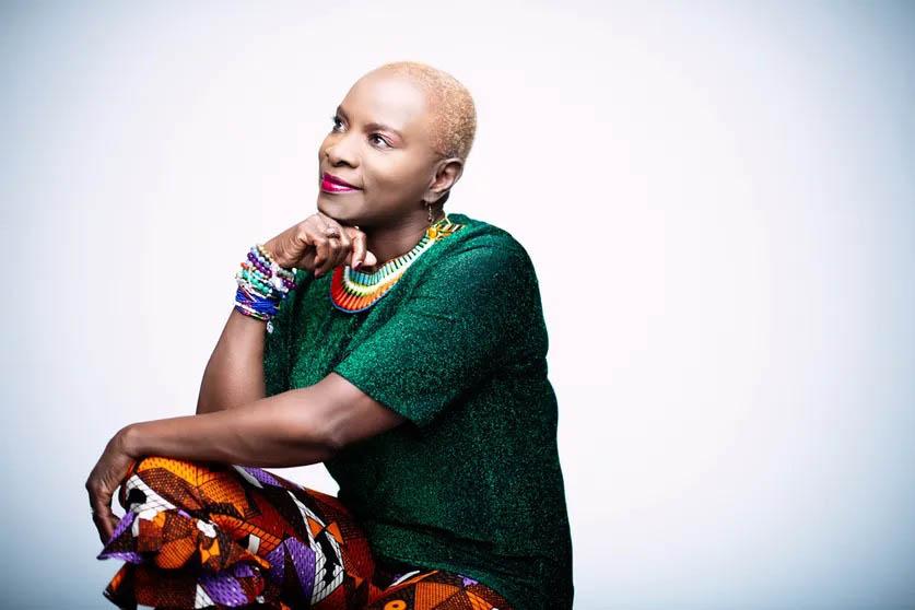 Par les temps qui courent : Angélique Kidjo : «Il faut qu'on puisse parler de tout, sans avoir à en payer le prix»