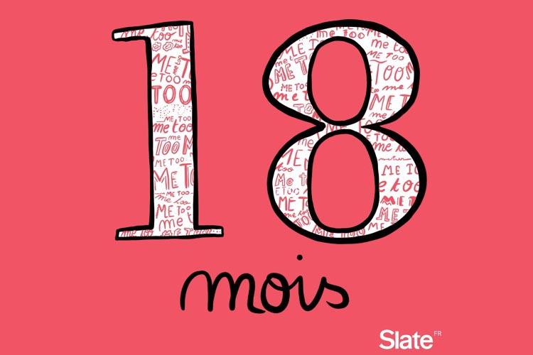 18 mois, #MeToo, le féminisme et nous
