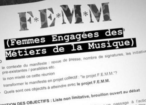 Manifeste F.E.M.M
