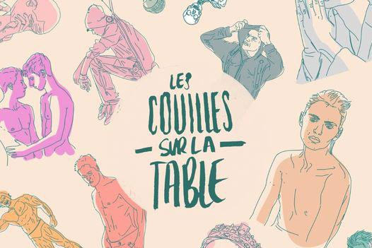 Les couilles sur la table. Les masculinités contemporaines