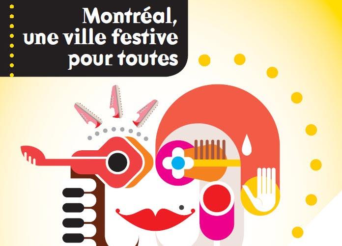 Montréal, ville festive pour toutes