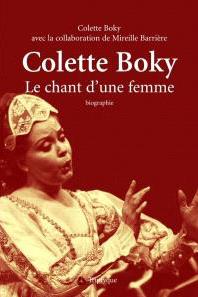 Colette Boky : le chant d'une femme