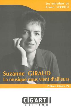 Suzanne Giraud : la musique nous vient d'ailleurs