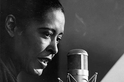 Billie Holiday : une vie, une voix