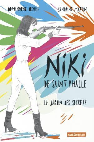 Niki de Saint-Phalle, le jardin des secrets