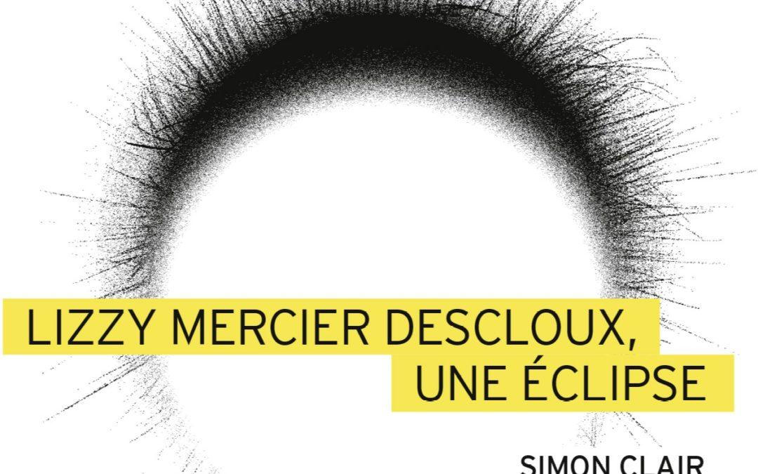 Lizzie Mercier Descloux, une éclipse