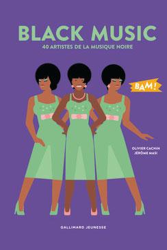 Black musique, 40 artistes de la musique noire