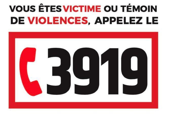Violence Femmes Info : composez le 3919