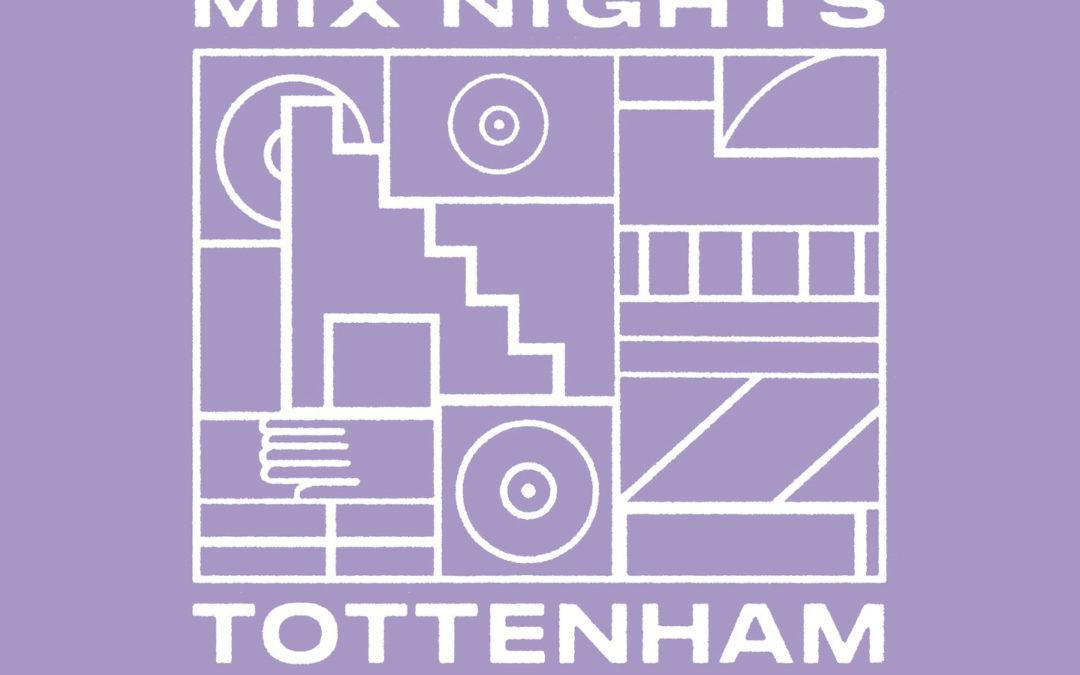 Mix Nights –  workshop de DJ pour des femmes, personnes non-binaires ou transgenres