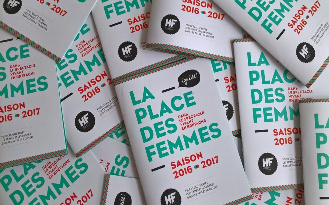 La place des femmes dans le spectacle vivant en Bretagne – saison 2016-2017