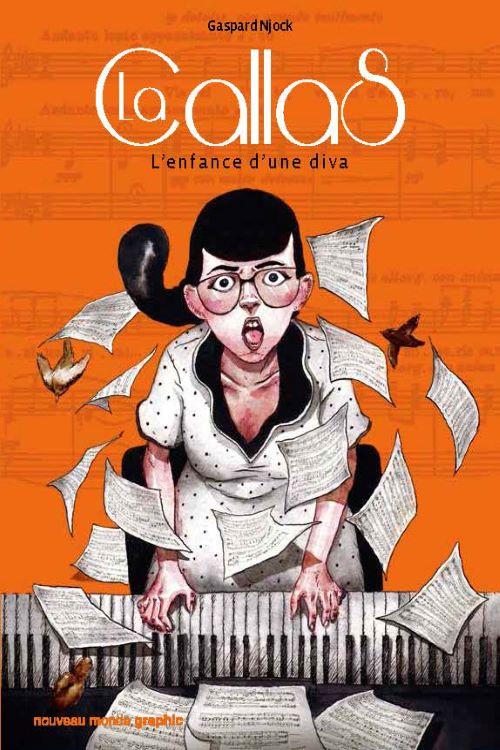 La Callas, l'enfance d'une diva