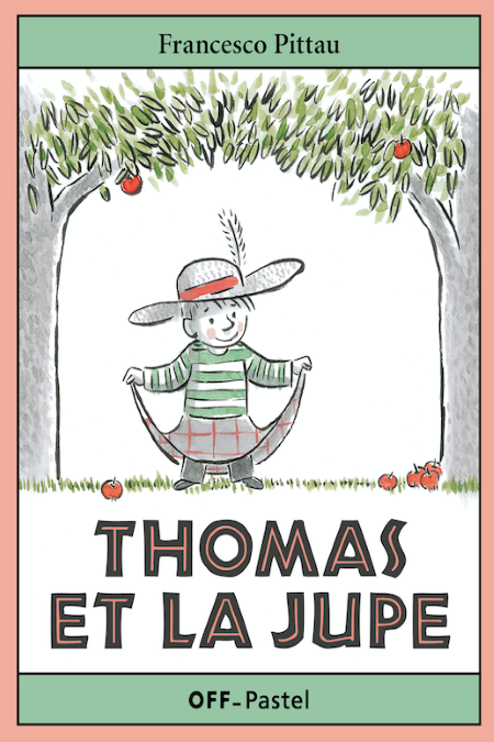 Thomas et la jupe
