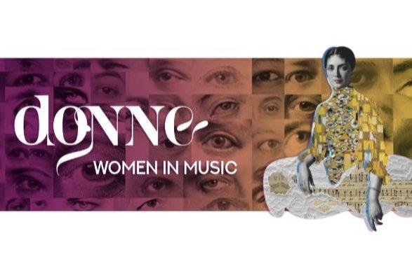 Donne, women in music