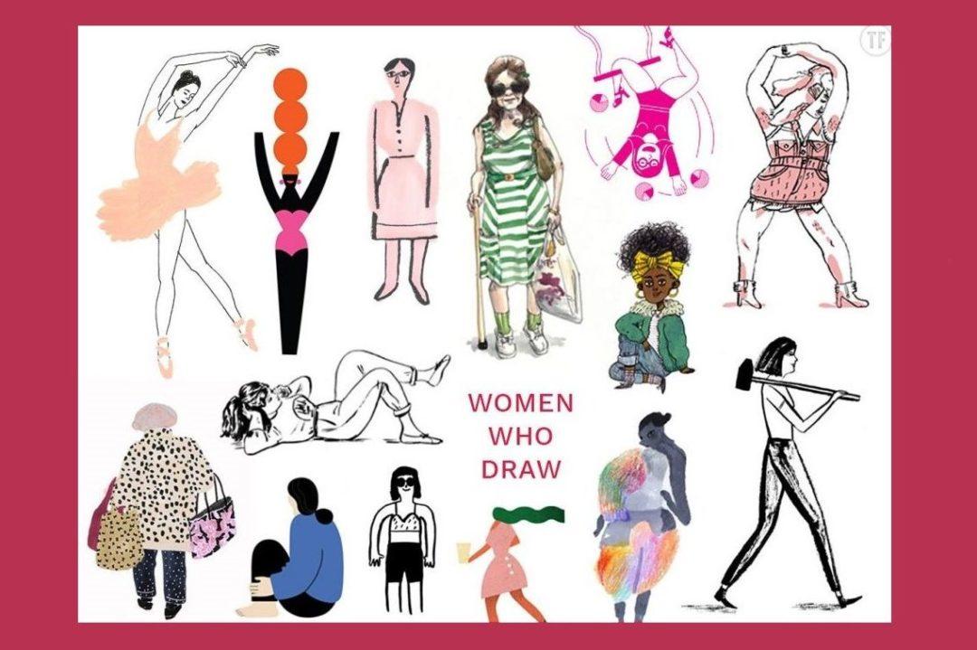 Women who draw