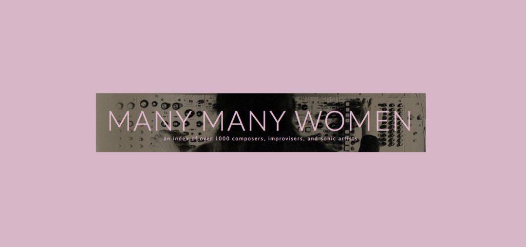 Many Many women