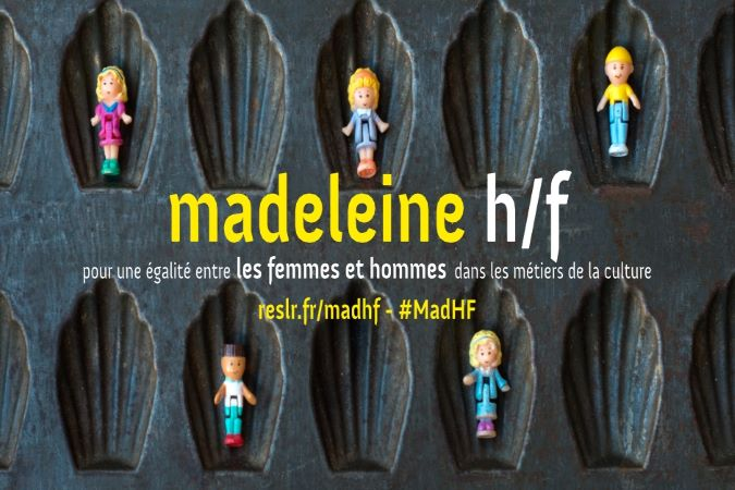 Charte Madeleine h/f
