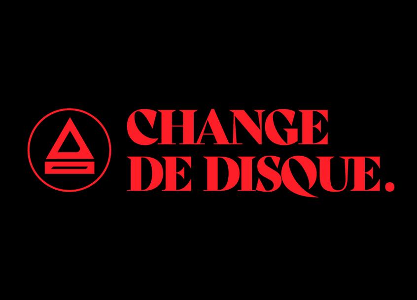 Change de disque