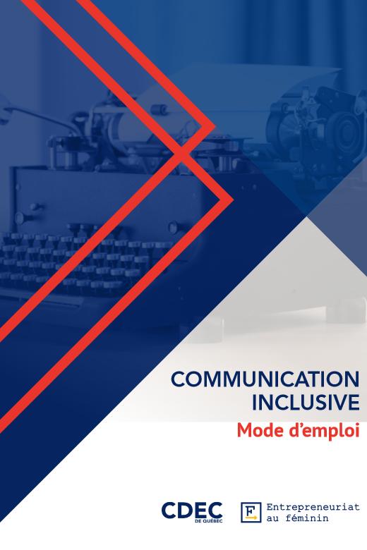 Communication inclusive, mode d'emploi