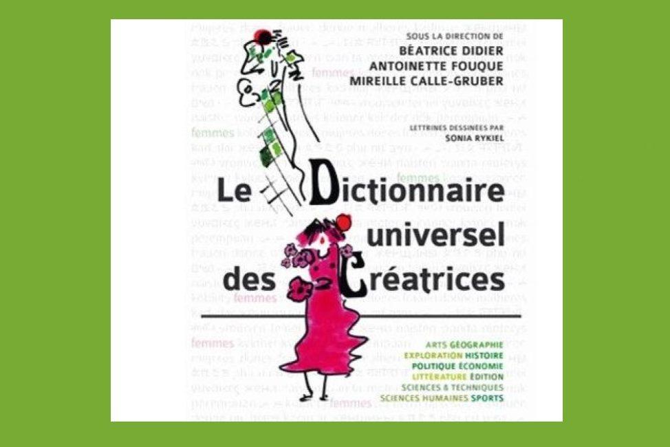 Dictionnaire universel des créatrices