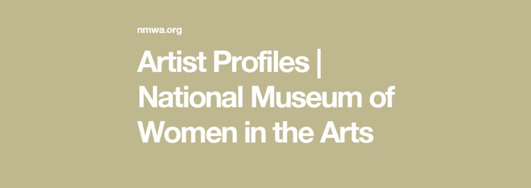 Artist Profiles
