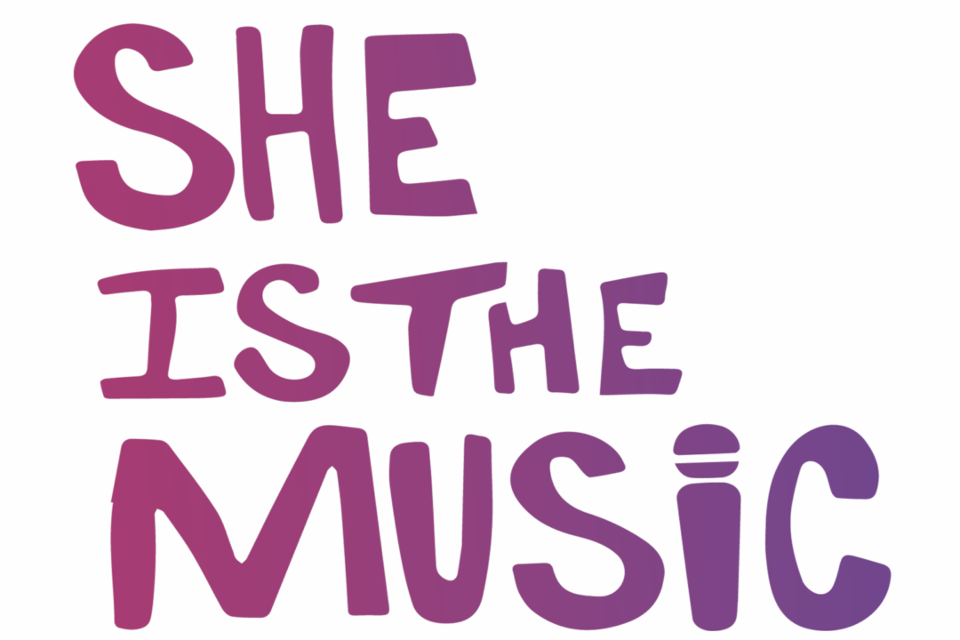 She is the music