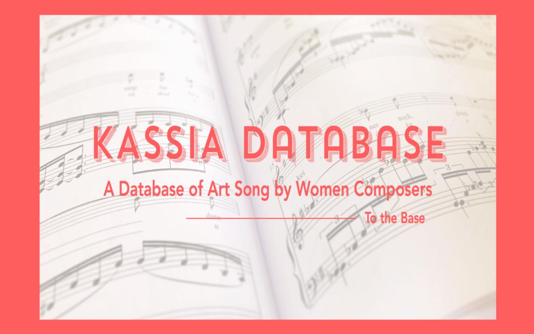 Kassia Database
