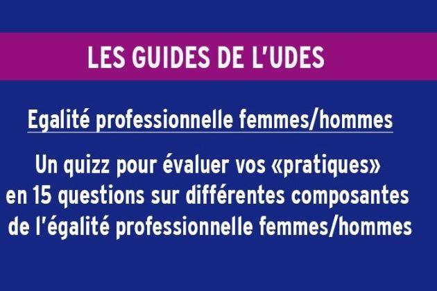 Egalité professionnelle : où en êtes-vous ?