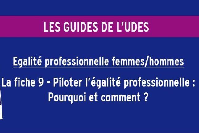 Piloter l'égalité professionnelle: pourquoi et comment ?