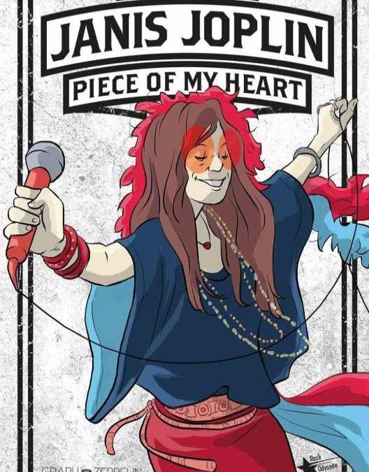 Janis Joplin : piece of my heart