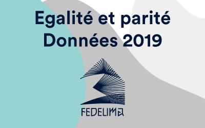 FEDELIMA | Chiffres clés égalité & parité – données 2019