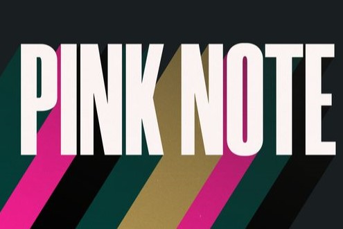 Pink note