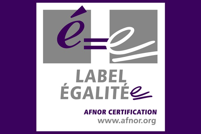 Label AFNOR Egalitée