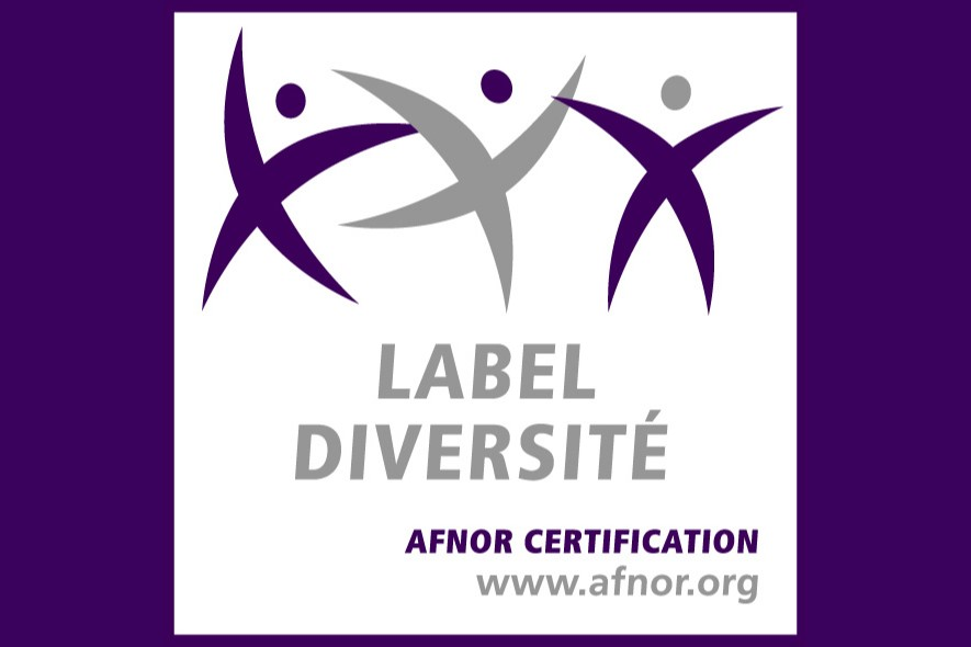 Label AFNOR Diversité