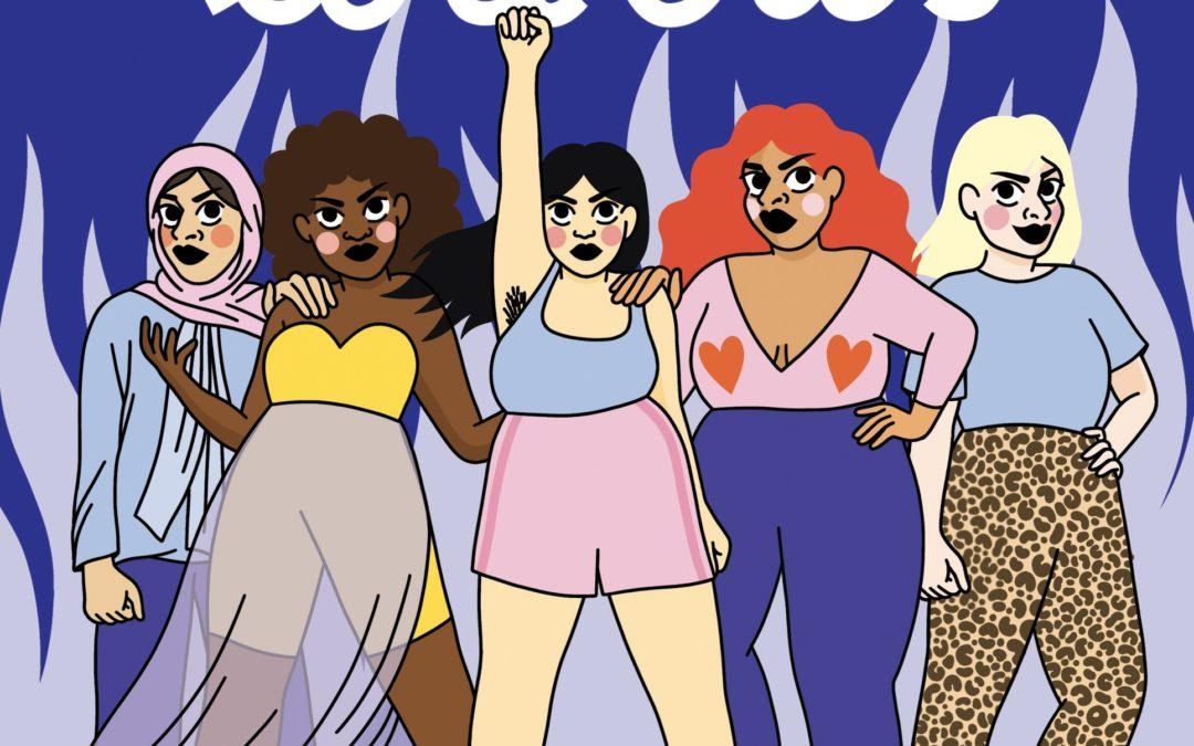 A corps et à cris, la révolution féminine des corps